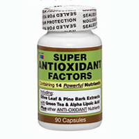Super Antioxidant Factors