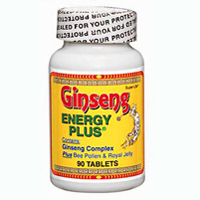 Ginseng Energy Plus