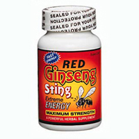 Red Ginseng Sting