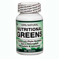 Nutritional Greens
