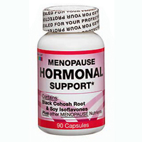 Menopause Hormonal Support