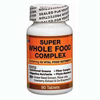 Super Whole Food Complex